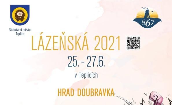 Lázeňská 2021